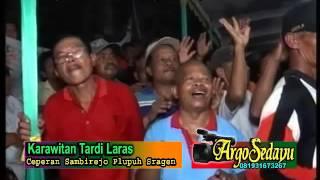 Tardi Laras 2016 LALI JANJINE Gayeng Full Cokek Mania Video