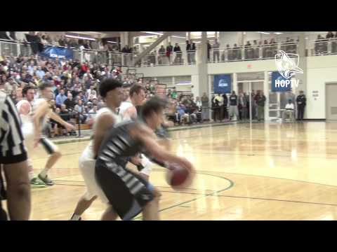 NCAA Hoops: Hopkins vs Babson