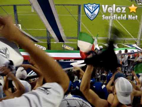Video - Vélez 0-2 Gimnasia LP [Apertura 2008] - La Pandilla de Liniers - Vélez Sarsfield - Argentina