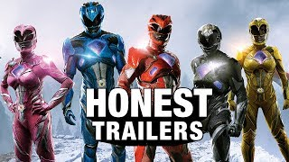 Honest Trailers - Power Rangers (2017)