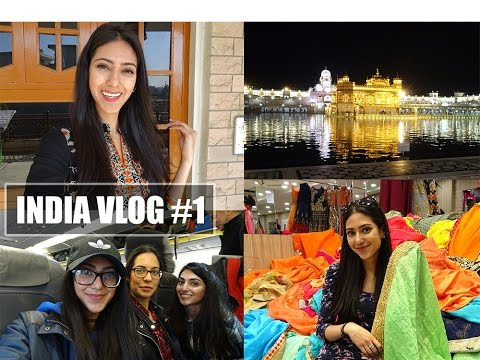 Download India Travel Diary - Vlog #2⎪Shopping Trips, Golden Temple Gallery, CRAZY Auto Rides⎪Sedoso HD Mp4 3GP Video and MP3