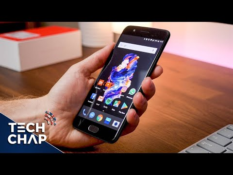 OnePlus 5 Review - Should You Buy? | The Tech Chap