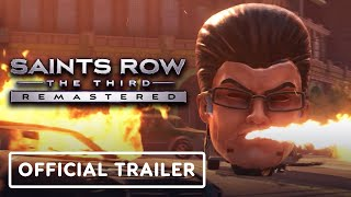 Saints Row: The Third Remastered - Official Announcement Trailer by IGN