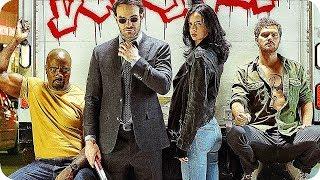 Marvels The Defenders Season 1 Featurette - 2017 Marvel Netflix SeriesSubscribe: http://www.youtube.com/subscription_center?add_user=serientrailermpFolgt uns bei Facebook: https://www.facebook.com/SerienBeiMoviepilotAlle Infos zu Marvels The Defenders Staffel 1: http://www.moviepilot.de/serie/marvels-the-defendersIn The Defenders werden die Helden aus dem Hause Marvel namens Daredevil, Jessica Jones, Luke Cage und Iron Fist aufeinandertreffen. Im Vorfeld wurden die Figuren in den Netflix-Marvel-Serien vorgestellt und mussten jeweils einen Kampf gegen einen Schurken bestehen. Welche Aufgabe sie gemeinsam lösen werden, ist noch unbekannt.