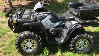 7. 2006 Sportsman 700 EFI Deluxe Edition