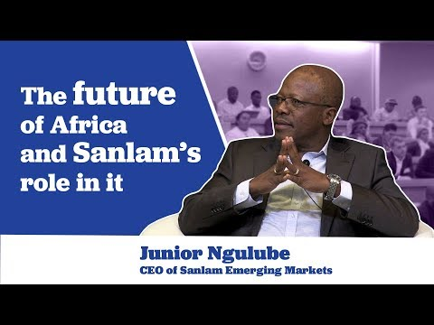 Junior Ngulube on the Future of Africa and Sanlam's role in it