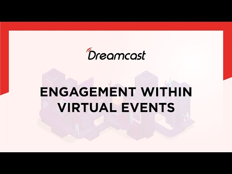 Enhance engagement with virtual event platform by Dreamcast