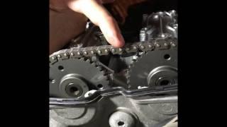 9. Suzuki SV650 Cam Chain Tension Front vs. Rear