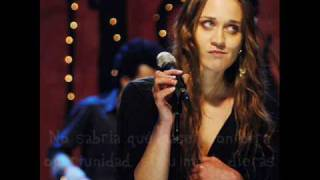 Fiona Apple - The way things are subtitulada en español