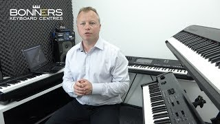 3. Yamaha P125 vs Roland FP30 vs Kawai ES110 - Portable Piano Test