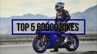 9. Top 5 600cc Motorcycles 2018 (+Top speed) Supersport