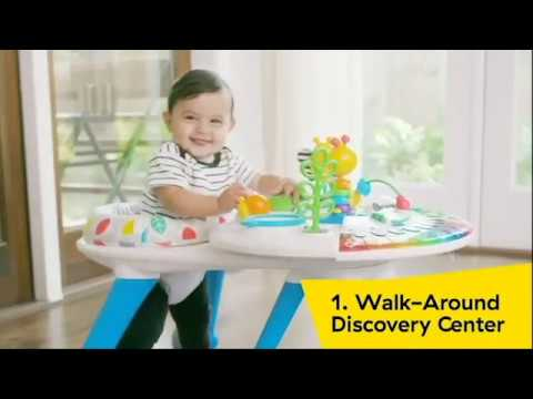 Around We Grow 4-in-1 Discovery Center Video