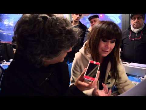 Video #FuoriProgrammaLiveforWeb Backstage 17 Novembre 2014