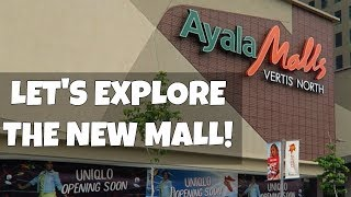 Vertis North is the latest and greatest development from Ayala Philippines. I'm a big fan of Ayala developments because they ...