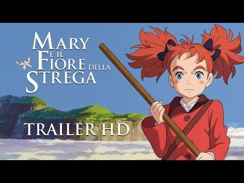 Preview Trailer Mary e il Fiore della Strega, trailer ufficiale