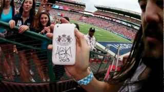 On the Road w/ Steve Aoki #48 NFL Pro Bowl / Block Party