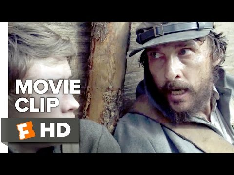 Free State of Jones Extended Movie CLIP - Battle (2016) - Matthew McConaughey Movie HD