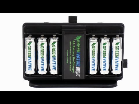 Greenivative Saltwater Battery Charger