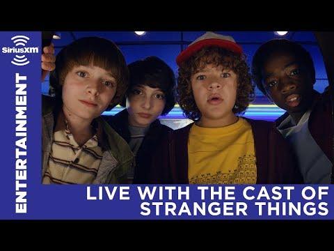 The strangers cast