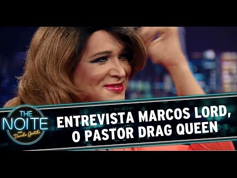 Lord - No The Noite desta segunda, 2 de junho, Danilo gentili entrevistou o pastor evangélico Marcos Lord, que é drag queen. Parte 2 - https://www.youtube.com/watch...