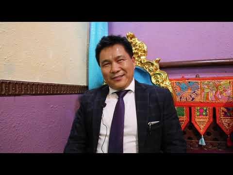 (Dev Gurung & Padam Kumari Gurung   NRNA Hong Kong - Duration: 4 minutes, 25 seconds.)