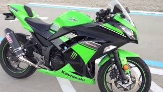 5. 2013 Kawasaki Ninja 300 Review (ABS Special Edition)