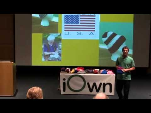 iOwn – Example of Student Presentation at Start-Up Program Business Plan Competition