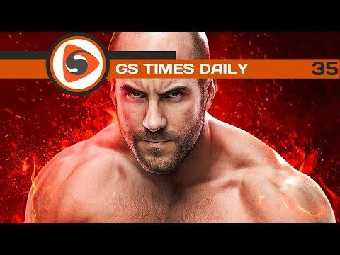 GS Times [DAILY]. Файтинг WWE Immortals от создателей Mortal Kombat