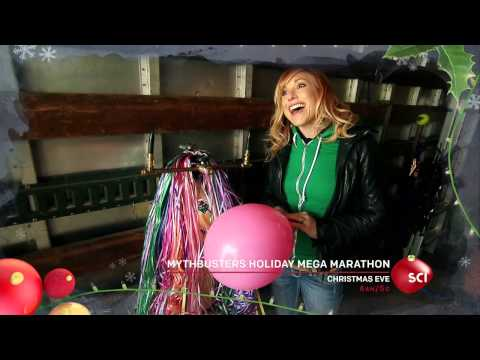 Science Channel Commercial for MythBusters (2014 - 2015) (Television Commercial)