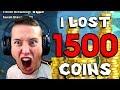 I Lost 1500 Coins to ONE BALLOON in Luigi's Balloon World...