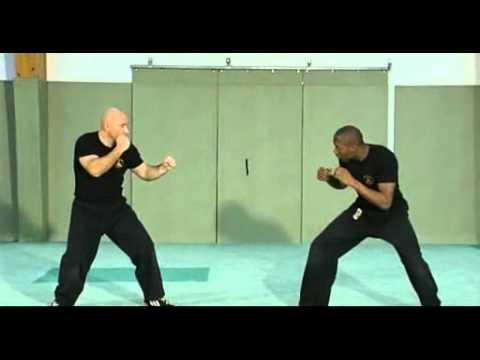 Self defense techniques knife