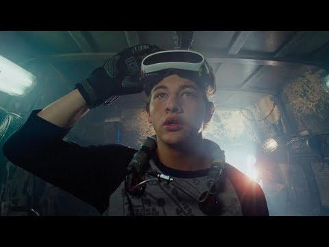 'Ready Player One' Official Trailer (2018) | Steven Spielberg, Tye Sheridan