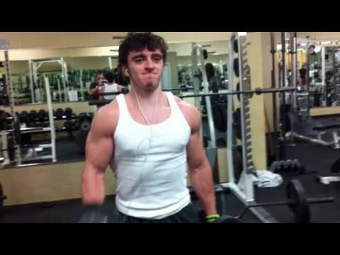 Jonnie Candito – Arm Workout Routine For Natural Bodybuilding