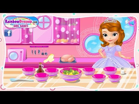 👩🍳 Princess Sofia : Cooking Games For Girls Android Gameplay