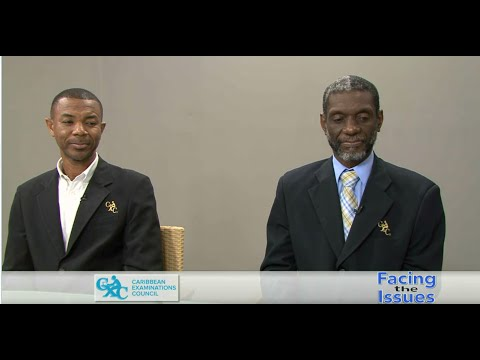 Facing The Issues – Caribbean Examinations Council (CXC)
