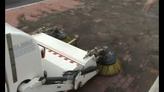 Sweepers / Barredoras PIQUERSA BA-2000H
