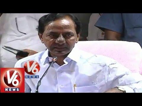 NAIDU IS A Big CHEAT  KCR Fires on Chandrababu Naidu  Over power problems