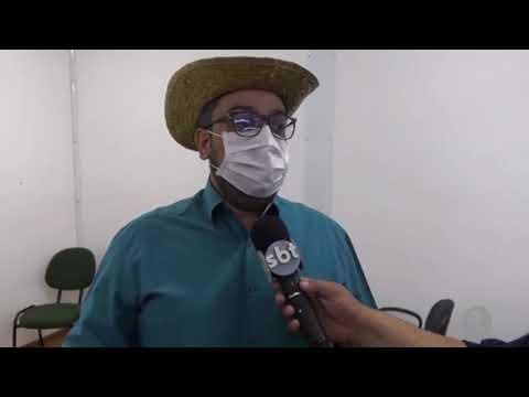 Video - Reportagem sobre a nova área cedida ao CRCV