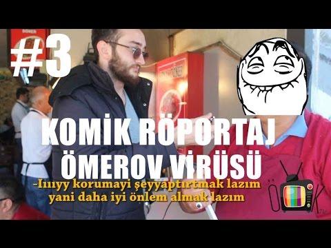SOKAK RÖPORTAJLARI KOMİK DONDURMACI (ÖMEROV VİRÜSÜ)VOL3