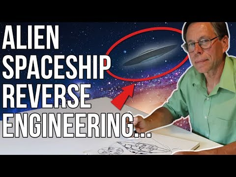 Bob Lazar Worked On Alien Spaceship Reverse Engineering: Lockheed Martin's Senior Scientist