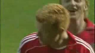 John Arne Riises Weitschuss gegen die Hotspurs