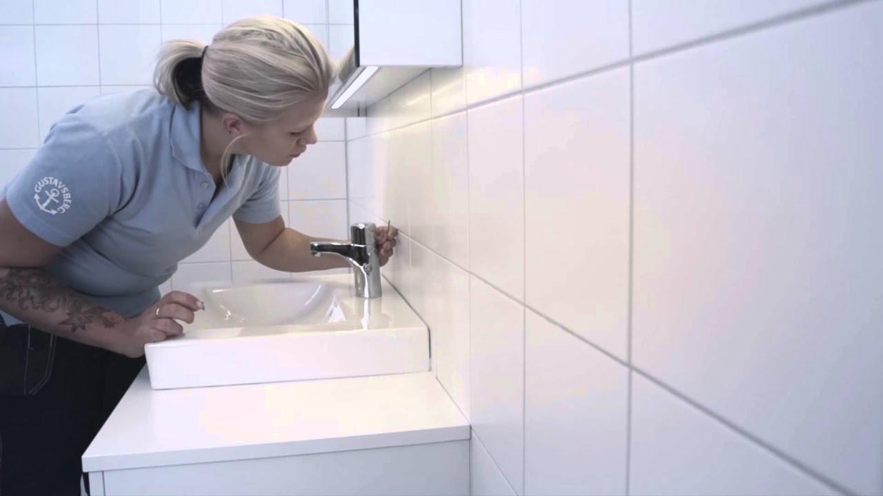 Bathroom sink faucet Logic - sensor-controlled