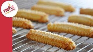 tırtıl kurabiye sesli anlatımı ile  nefis yemek tarifleri