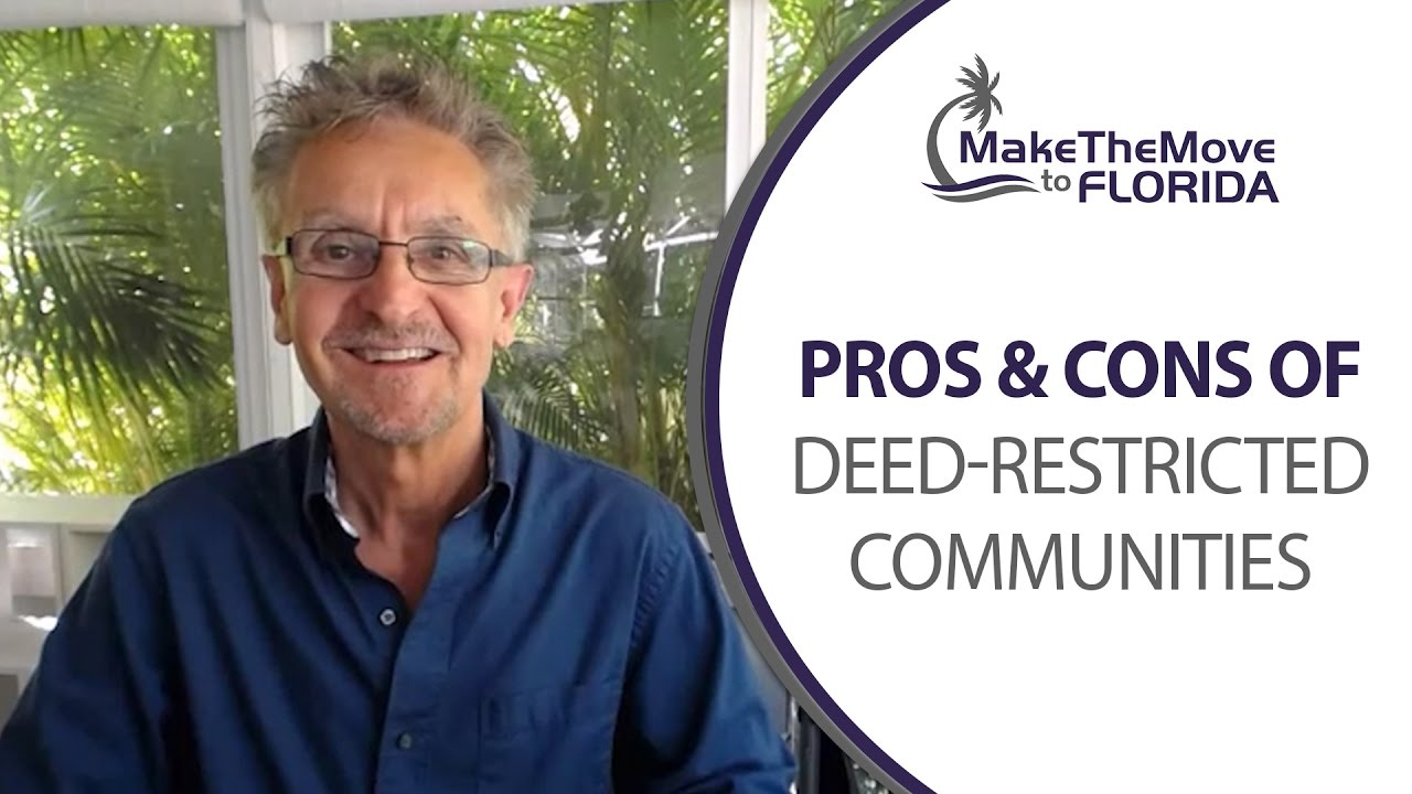 The Pros and Cons of Deed-Restricted Communities