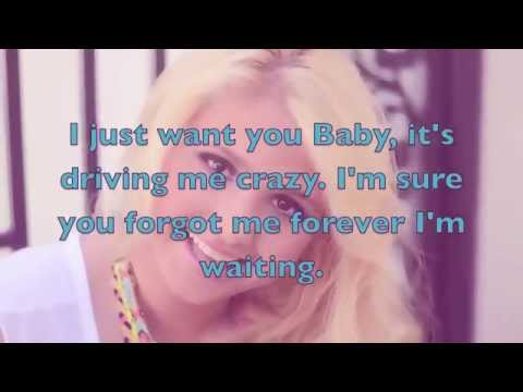 """Marissa Jerome- """"When You Were Mine"""" Official Lyric Video"""