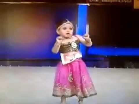 anak kecil bikin gemes nari india