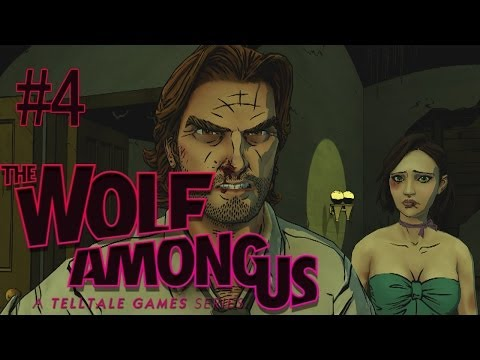 The Wolf Among Us - Episode 1 - Part 4 - Bar Brawl