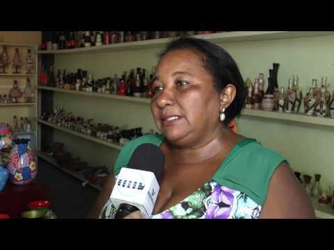 Artesãos do Poti Velho em Teresina lucram em julho