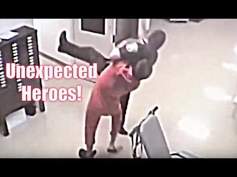 Unexpected Heroes - People Doing Good