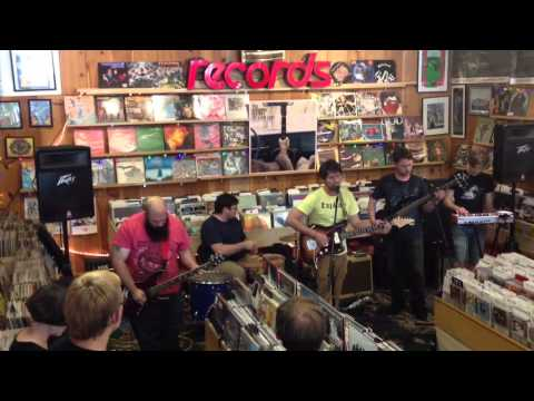 Homeville Circle Live At Culture Clash Records (Part 1 of 2)